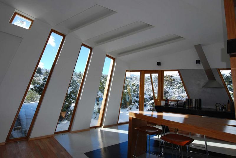 ساخت پنجره سه جداره در کارخانه ماندگار کرج
