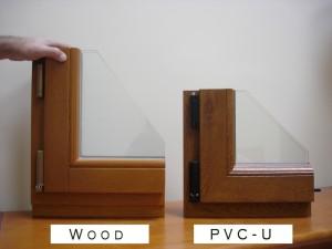 تفاوت پنجره دوجداره چوبی و المینیومی و یو پی وی سیتفاوت پنجره دوجداره چوبی و المینیومی و یو پی وی سی