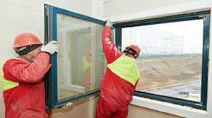 تعویض پنجره های منازل خانگی صنعتی