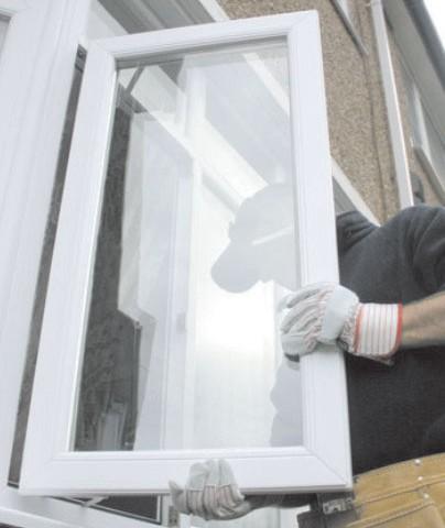 تعویض پنجره های قدیمی در شهریار