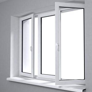 پنجره دوجداره UPVC