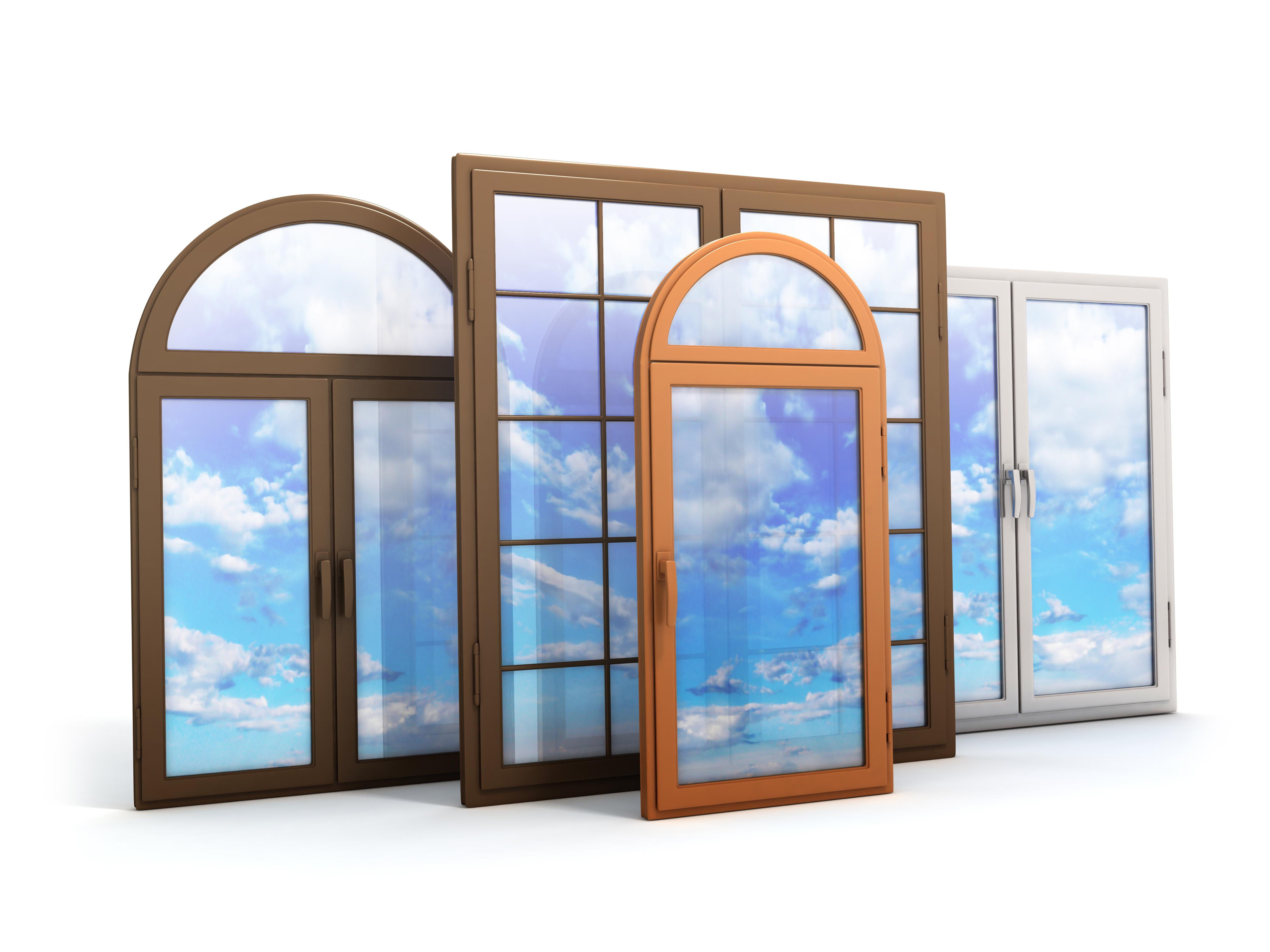 مدل های پنجره دوجداره