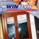 انواع پنجره دوجداره وین تک