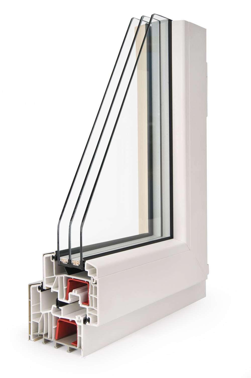 درب و پنجره های سه جداره در البرز کرج ⋆ درب پنجره upvc