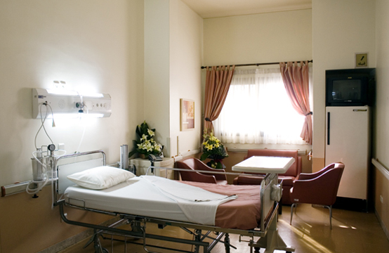 در و پنجره یو پی وی سی مخصوص بیمارستان در کرج