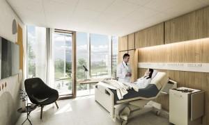 درب و پنجره های ایزوله برای بیمارستان