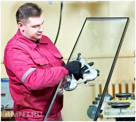 شیشه دوجداره صنعتی