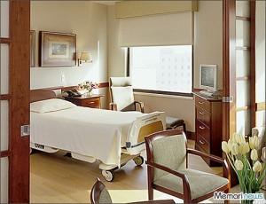 پنجره دوجداره یو پی وی سی مخصوص بیمارستان مطب