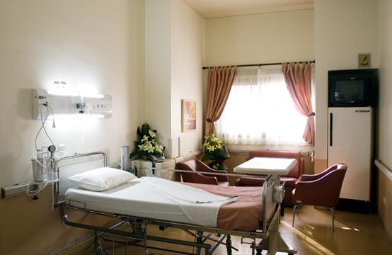 پنجره مخصوص مطب و بیمارستان