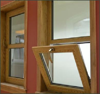 قیمت پنجره دوجداره طرح چوب دوحالته جدید کرج