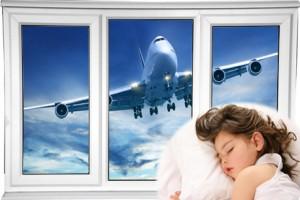 خوابی ارام با پنجره یو پی وی سی