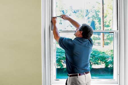 قیمت تعویض پنجره فرسوده با پنجره دوجداره ثابت ویستابست