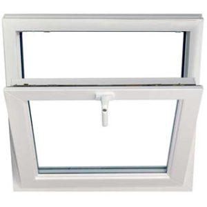 پنجره کنگی از بالا بازشو