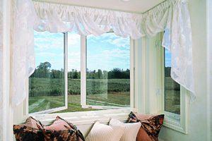 مدل پنجره های دوجداره