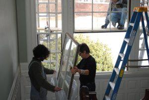 نصب پنجره دوجداره