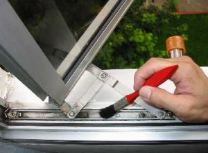 تعمیر و رگلاژ درب پنجره