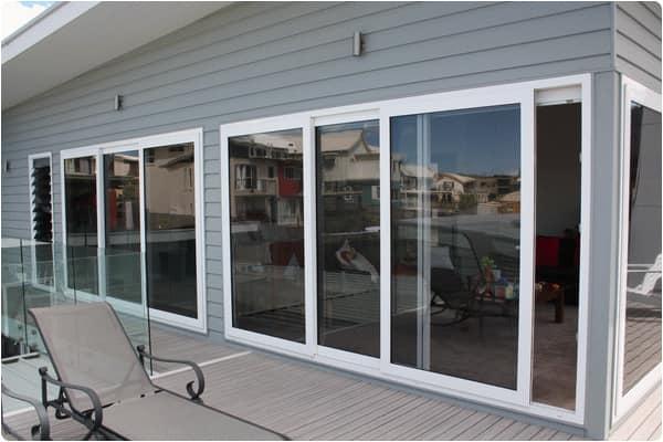 درب و پنجره دوجداره کشویی