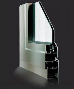 پنجره دوجداره ترمال بریک چیست