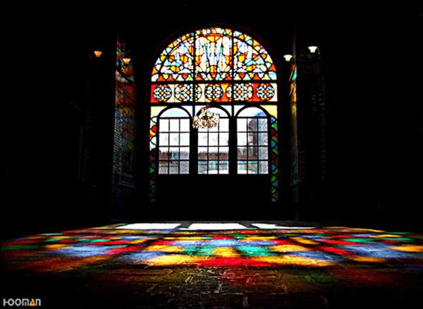 خرید و فروش  پنجره ارسی شیشه رنگی در کرج