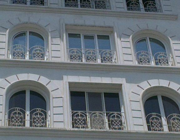 مدلهای پنجره دوجداره