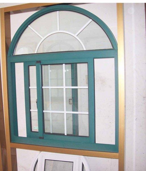 پنجره دوجداره ضد سرقت خرید پنجره هلالی upvc کرج