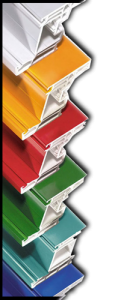 تنوع رنگ پنجره دوجداره