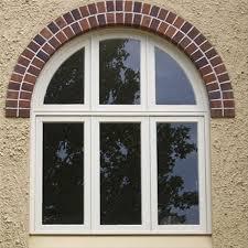پنجره هلالی