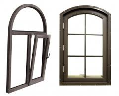 پنجره دوجداره ضد سرقت خم قیمت ساخت پنجره upvc
