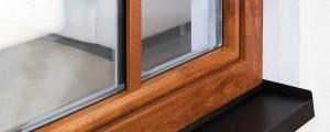 پنجره یو پی وی سی رنگی