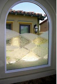 قیمت پنجره دو جداره خم انواع شکلها در ایران