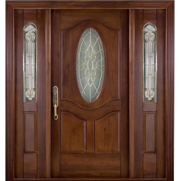 درب دوجداره لوکس