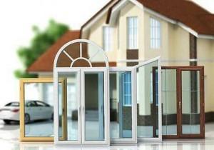 مدل های پنجره یو پی وی سی