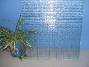شیشه سیم دار پنجره