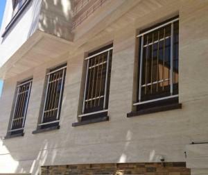فروش نصب حفاظ پنجره دو سه جداره یو پی وی سی در کرج
