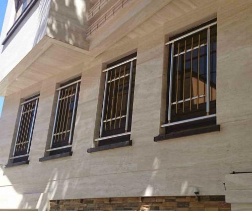 حفاظ پنجره رنگی ارزان