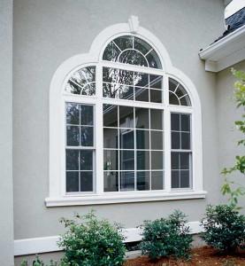 پنجره دوجداره چندضلعی