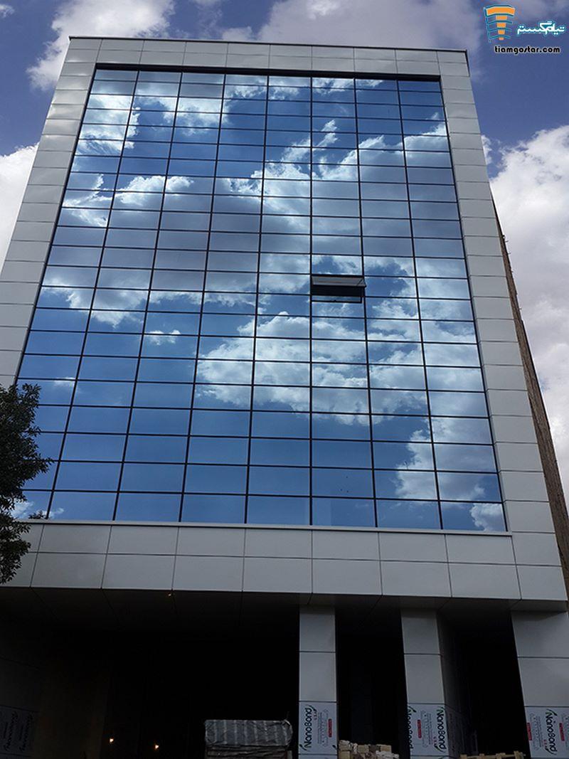 قیمت پنجره فریم لس یو پی وی سی