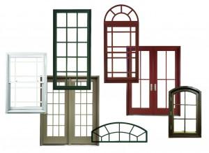 طرح پنجره یو پی وی سی