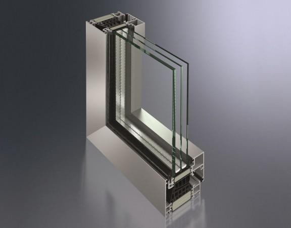 انواع شیشه سه جداره