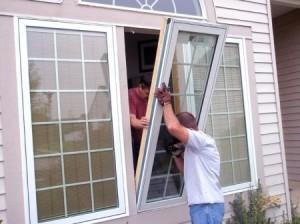 تعمیرات پنجره دوجداره