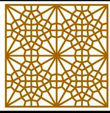 پنجره ارسی تبریز با تنوع رنگ زیبا