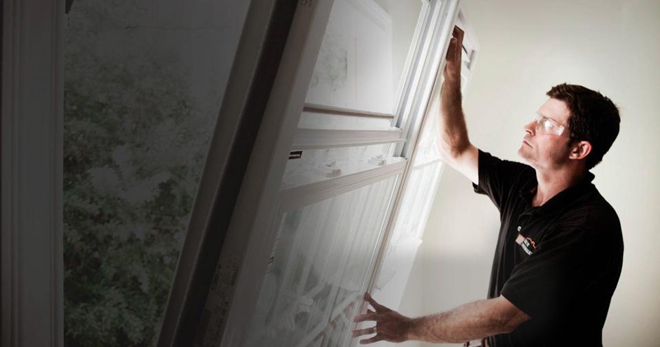 قیمت تعویض پنجره هافمن ثابت دوجداره با پنجره فرسوده
