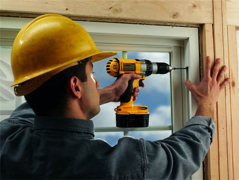 تعویض پنجره هافمن