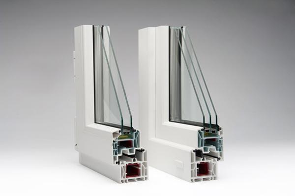 درب پنجره دو سه جداره یو پی وی سی