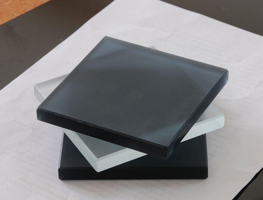 انواع رنگ شیشه دوجداره