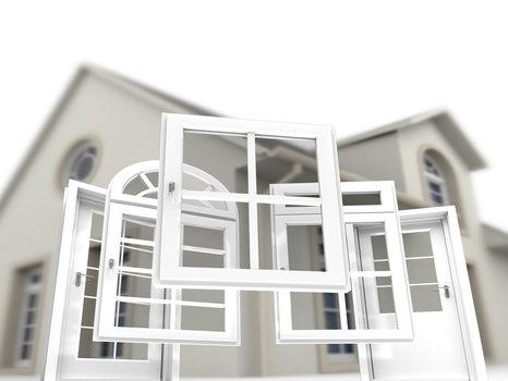 انواع پروفیل درب و پنجره دوجداره upvc در کرج