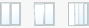 پنجره دوجداره یو پی وی سی فول واگنی