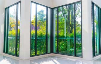 قیمت پنجره دوجداره ترمال لوکس برای ویلا کرج