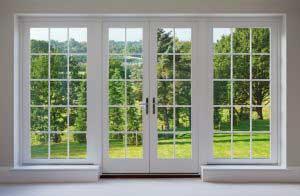 انواع درب و پنجره دوجداره یو پی وی سی در کرج