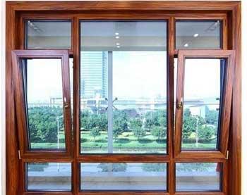 انواع درب و پنجره لولایی دوجداره upvc در کرج